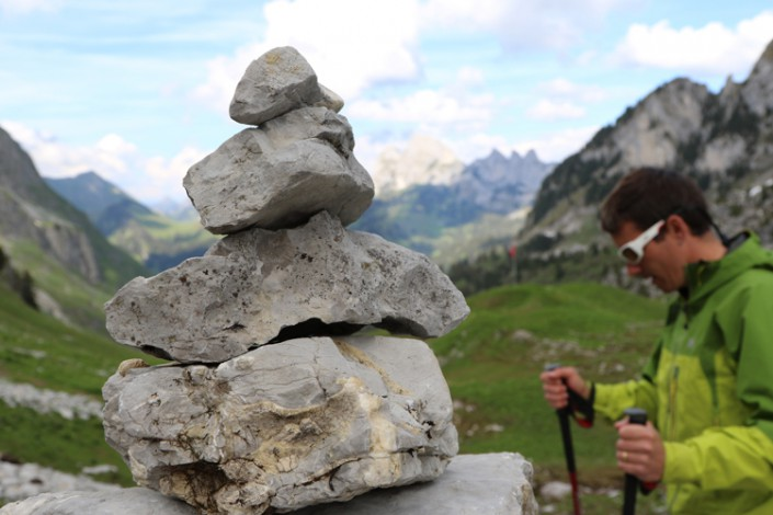 cairn du vallon des Mortheys