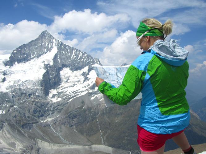 orientation à Zermatt